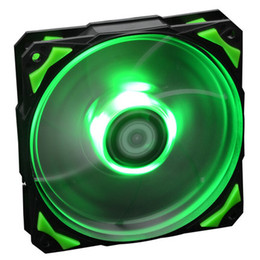 Wholesale green led fan - Controller Water Cooler Pl - 12025 120 Mm Led Case Fans 4 Pin Pwm Control Red green blue white