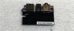 Intel mini pci express x1 online-04W3912 Original für Lenovo ThinkPad X1 Carbon Gen.1 Audiobuchse Mini DP Port USB Board