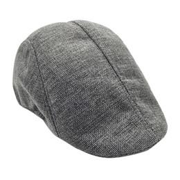 aaa30d8729664 Unisex Beret Duckbill Caps 2018 Casual Driving Sun Beret Flat Cabbie  Newsboy Hat Causal Gatsby Ivy Cap #YL