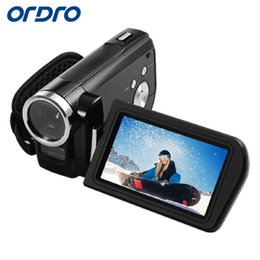 Wholesale Full Hdv - Ordro Portable Digital Video Camera HDV-Z3 1080P FHD 24.0MP 16X Digital Zoom Mini Camcorder with 3.0 Inch LCD Screen HDMI Output