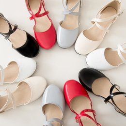 2019 scarpe coreane ragazze bianche nere 2017 coreano dolce principessa superficiale bocca scarpe basse grande ragazza scarpe singole studenti delle scuole medie bianche scarpe rosse nere sconti scarpe coreane ragazze bianche nere