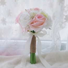 Rabatt Vintage Hochzeit Blumenstrausse Blumen 2018 Vintage Hochzeit