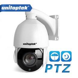 2019 caméra onvif 5mp 4 pouces HD 1080P 4MP 5MP PTZ IP caméra extérieure 30X zoom optique réseau Onvif vitesse caméra dôme CCTV 50m IR vision nocturne caméra onvif 5mp pas cher