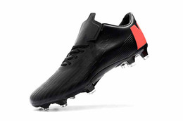 Wholesale n nails - 2018 New Mercurial Superfly Vapor XII Club MG FG Soccer Cleats Shoes Football Nail Boots for Mens Zapatos Top 12 360 Sports Sneakers 39-45