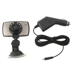 """Датчик движения dvr ночное видение онлайн-Car Camera G30 2.4"""" 640x480 Car DVR Video Recorder Dash Cam 120 Degree Wide Angle Motion Detection Night Vision G-Sensor"""