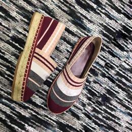 Nueva moda calcetines zapatos mujer alpargatas Zapatos planos Mocasines de verano Alpargatas Tamaño EUR35-41 Muchos colores con caja desde fabricantes
