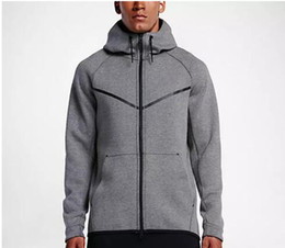 Wholesale Long Black Sweater Coat Plus Size - Autumn And Winter Sports Leisure Male Hooded Cotton Sweater New Fashion Brand Man's Coat Plus Size L-5XL