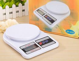 Bilancia da cucina Elettronica digitale Bilance da cucina Bilancia Elettronica per uso domestico Bilancia digitale da forno 10kg / 1g LCD digitale portatile da