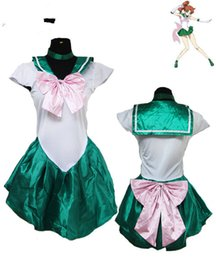 Wholesale Canvas Full Moon - Costumes Accessories Cosplay Costumes Halloween anime costume show Sailor Moon month rabbit where Sailor Moon cosplay dress