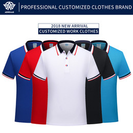 ropa de trabajo Rebajas Camisa polo transpirable Adhemar para el trabajo. Top de ropa con cuello para empresas y deportes.