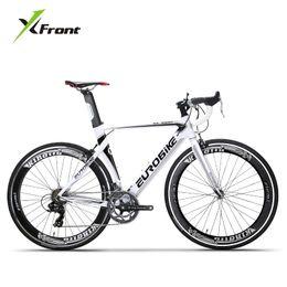 Bicicletas de corrida de alumínio on-line-Nova Marca Road Bike Frame Da Liga de Alumínio 14/16 Speed Shift Bicicleta Esportes Ao Ar Livre Ciclismo Corrida de Bicicleta