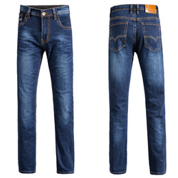 Wholesale Jeans 31 38 Man - Spring Stretch Men's Jeans Black Blue Large Size 28 29 30 31 32 33 34 36 38 40 42 Fashion Business Casual Man Trousers Slim Fit
