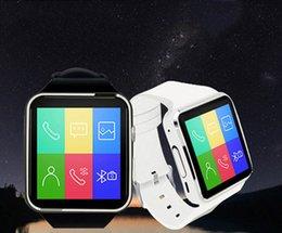 Smart Watch Cellulari X6 Fashion High-end di supporto SIM TF Card semplice e veloce con Sleep Test multi-funzione Smart Touch-screen Watch da
