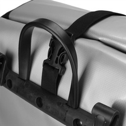 2019 portador trasero Multifuncional Mountain Bike Bicycle Carrier Rear Bags Waterproof PVC Rear Pack Maletero Maletero Accesorios para bicicleta rebajas portador trasero