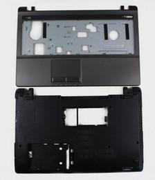 2019 asus laptop fällen Neu für ASUS K53 K53U X53U X53Z Serie Obere Handballenauflage Untere Basis rabatt asus laptop fällen