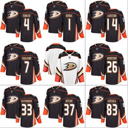 7a03f667a  14 Adam Henrique 2017-18 Anaheim Ducks Jersey 15 Ryan Getzlaf 26 Brandon  Montour 36 John Gibson 83 Kalle Kossila Hockey Jerseys S-5XL
