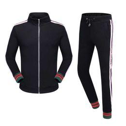 Wholesale designer fitting men suits - .g Designers Men's Jogging Suits Jellyfish Print Shark Hoodie Sweatshirt Slim Fit Sports Suit Men's Jacket Sweatshirt