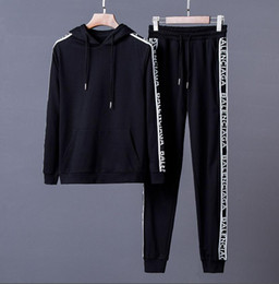 Wholesale Corduroy Tracksuit - 20187 Tiger sport suit New Tiger Embroidery High-end Brand Sports Leisure Track Suit Fashion Long Sleeve Men's Mens Tracksuits Men Tracksuit