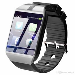 Оригинальные DZ09 Смарт-Часы Bluetooth-Часы DZ09 Наручные Часы Android Смарт-Часы Смарт-Слот Для SIM-Карты TF Мобильный Телефон Монитор Сна Смотреть от Поставщики цена мобильного телефона