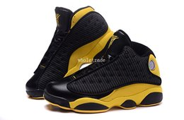 13 Melo Basketball Shoes para hombre 13 MeloPE Black Yellow Sneakers Size US 8-13 Come With Box desde fabricantes