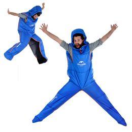 Wholesale shapes sleeping bags - L Size Human-shaped Sleeping Bag Outdoor Warm-keeping Ultralight Camping Sleeping Bag For Hiking