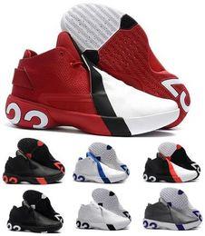 Hommes Ultra Super JUMPMAN Chaussures De Basket-ball Baskets Homme Gris 2018 Nouvelle Arrivée 23 Mouche 3 Slam Dunk TeamAthletic Sports Baskets Chaussures Taille 7-12 ? partir de fabricateur
