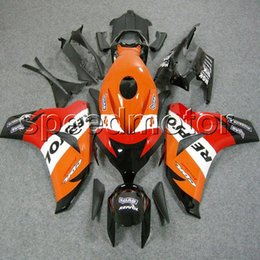 Wholesale Honda Repsol Cover - 23colors+Gifts Injection mold repsol motorcycle cover Fairing for HONDA CBR 1000 RR 2008 2009 2010 2011 ABS plastic kit