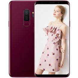ERQIYU Goophone S9 S9 + плюс 6,2-дюймовый полноэкранный полноэкранный смартфон Octa Core показаны 4G LTE 128GB MP3 Разблокированные Сотовые телефоны от