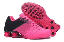 Wholesale Fast Deliver - (With Box)Fast DHL Shipping Shox Deliver Casual Shoes Good Quality Man Woman Shoxes Shoes Drop Shipping.