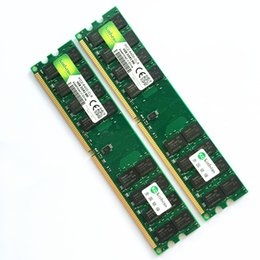 Componentes de la computadora RAs Kinlstuo ddr2 rams 4 gb 800Hz Memoria AMD PC 6400 DIMM 240PIN de escritorio Para M4N78 GA-MA770 M3A78 M68M N68S desde fabricantes