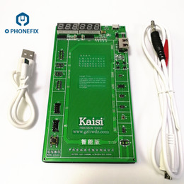 Wholesale Circuit Board Testing - FIXPHONE New Kiaisi K-9208 Built-in Battery Fast Charging Activation Board for iPhone 7 7P 6S 6SP 6 6P 5 Huawei Xiaomi Samsung Circuit Test