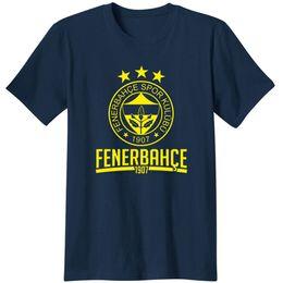 Argentina Fenerbahce SK Turquía Purpurina camiseta azul fanático canario Camiseta Camiseta Estambul Jeremain Lens Robin van Persie Moussa supplier turkey shirts Suministro