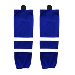 bd2e536d2b1 sports custom socks Coupons - 2016 100% polyester Ice Hockey Socks  Equipment Custom Team Sport