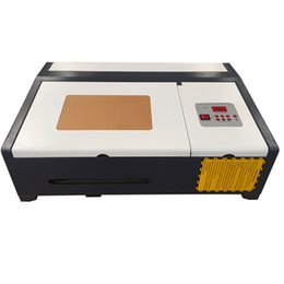 Wholesale Co2 Laser Engraving Machine - 40w New type 3020 CO2 laser engrave machine,laser carving machine 460,4060 laser engraving machine