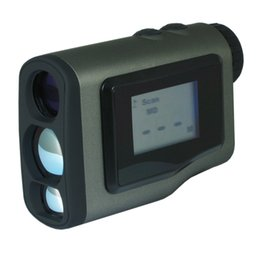 Wholesale Digital Golf Range Finder - 6x21mm Mini Golf Laser Range Finder With LCD Ranging 600m Digital Monocular Laser Distance Meter Speed Tester