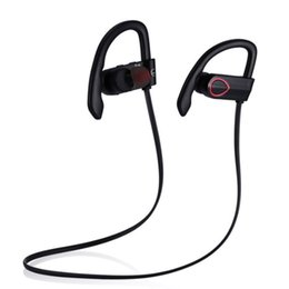 Wholesale headphones electronics - Wholesale Wireless Bluetooth headset Waterproof Consumer Electronic Accessories Mobile Phone Earbuds Stereo Sport Wireless Headphone