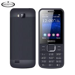оригинальный мобильный телефон мобильный телефон разблокирована клавиатура 2.4-дюймовый экран GSM Dual SIM-карты GPRS вибрации вне FM-радио Bluetooth от