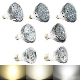 Lampadina a led dimmerabile par38 par30 par20 85-240V 9W 10W 14W 18W 24W 30W E27 par 20 30 38 LED Lampada downlight 20 cheap par 38 led 9w lamp da par 38 led lampada 9w fornitori