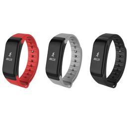 Reloj de pulsera inteligente Banda rastreador de ejercicios con monitor de ritmo cardíaco Podómetro Monitor de presión arterial para iOS iPhone Android Teléfono móvil desde fabricantes