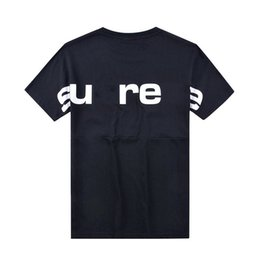 Wholesale fashion clothing summer youth - 2018 new t-shirt summer man's clothing youth Alphabetic printing golden proportion of slender stature Hip Hop fashion cotton