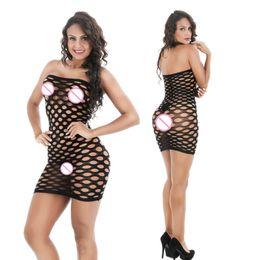 d84e9eca88a Sexy Lingerie Waist trainer Shapwear slimming Full Slips Control Slips  Fishnet Dress intimates corset open crotch open bra