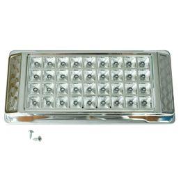 Wholesale Ceiling Light Car - Wholesale- KSOL Car Vehicle 36 LED Roof Ceiling Interior Light Lamp 12V