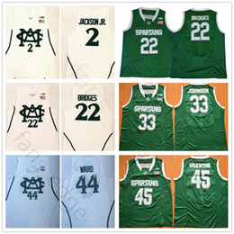 michigan state spartans basketball jersey 2019 - NCAA Michigan State  Spartans College 2 Jaren Jackson Jr 754816311