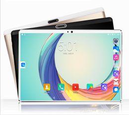 10 inç Tablet PC Android 7.0 Octa Çekirdek 4 GB RAM 32 GB ROM 5MP WIFI A-GPS 3G 4G LTE Telefon Tablet 2.5D G + G Temperli Cam nereden