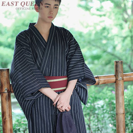 51ceae6d14bd japan clothing kimono Canada - Japan kimono men japanese samurai clothing  DD1115