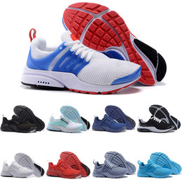 1713836e66f9bd Nike Air Presto Großhandels neue Laufschuhe AUS Presto Ultra 5 ultra BR  dreifach Schwarz Weiß Gelb Camo Womens Sneaker Männer Sport Designer Schuhe  Trainer