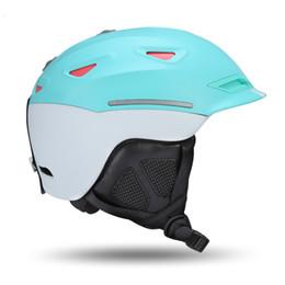 Wholesale Roller Skates Men - NANDN Professional Men Women Sports Helmet Integrally-molded Skiing Skating Skateboarding Rollers Ski Helmets Sports Safety