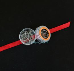 Super Juggernaut versetzte Treppe Taiji OPTIMUS PRIME PARALLEL Clapton Twisted Wire vorgefertigte Wickeldrähte Prebuilt Coils für Vape von Fabrikanten