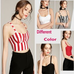 520a627832 Wholesale Crop Top Bustier Free Shipping - Buy Cheap Crop Top Bustier Free  Shipping 2019 on Sale in Bulk from Chinese Wholesalers