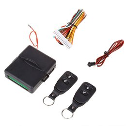 Wholesale Auto Power Windows - Automobile Remote Central Lock Keyless Entry System Power Window Switch Car Alarm Auto Central Lock Keyless Entry System